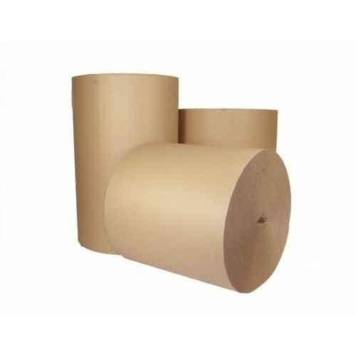 Plain Packaging Corrugated Rolls