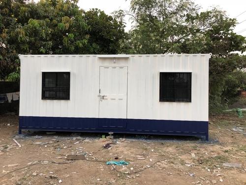 Mild Steel Porta Cabin