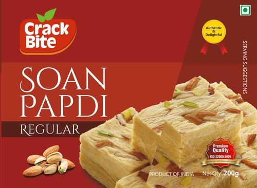 Delicious Taste Soan Papdi