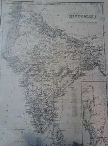 Paper Vintage Country Maps
