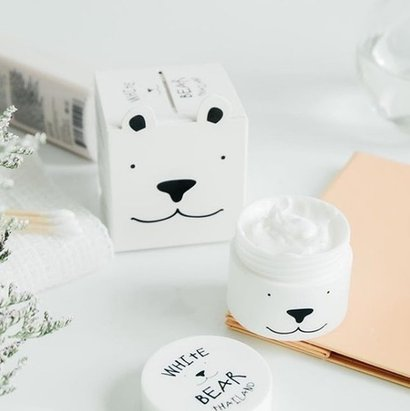 Whitebear Anti Acne Cream Age Group: Above 16 Years Old