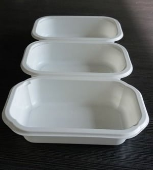 CPET Food Packaging Trays