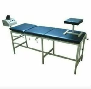 Traction Table Three Fold Bed