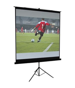Tripod Projector Screen With Stand
