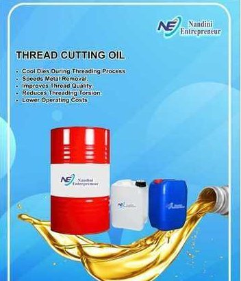 Industrial Thread Cutting Oil