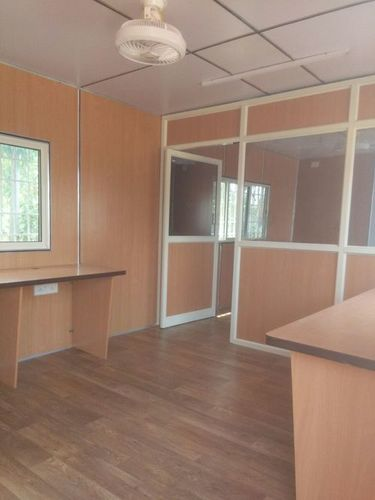 Portable Prefabricated Office Container
