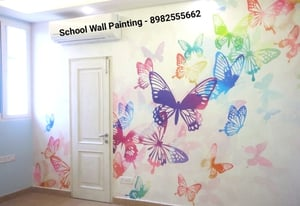 Play School Painting Service