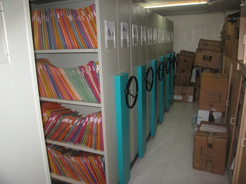 File Compactor Storage Systems