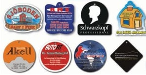 Promotional Paper Air Fresheners