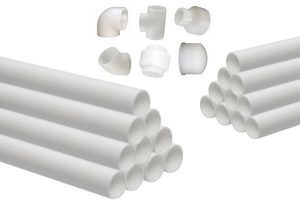 PVDF Pipes And Fittings in Vadodara, Gujarat - S D  Engineers