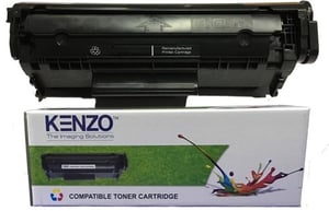 Compatible Toner Cartridge For HP-CE255A