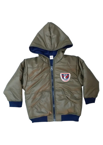 Full Sleeves Quilted Jacket