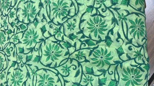 Beautiful Hand Block Prints Fabrics