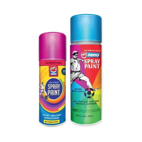Abro Multipurpose Spray Paints