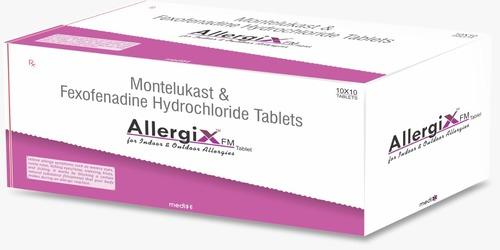 Fexofenadine Montelukast 10mg