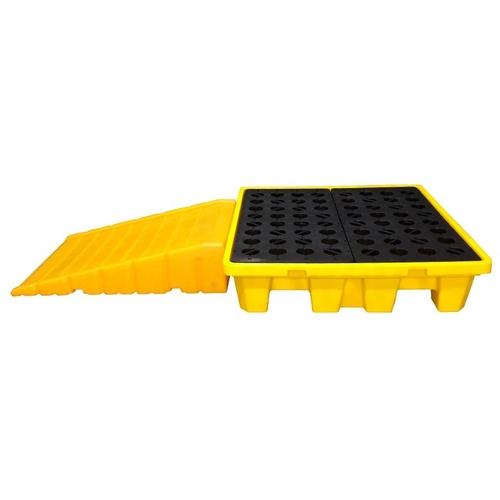 PE Ramp For Spill Pallet