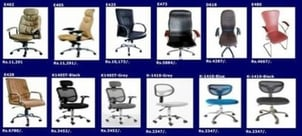 High Comfort Office Chairs