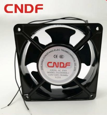 Ac Axial Cooling Fan Air Volume: 87/108Cfm  Ft3/Min (Cfm)