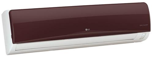1.5 Ton 3 Star Split AC Red (JS-Q18NRXA)- LG