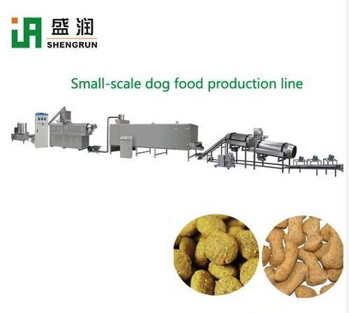 Dog Food Extrusion Machine Plant in Jinan, Shandong - Shandong