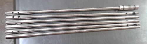 Small Center Hole Drilling Rods