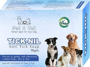 Anti Tick Soap For Dogs