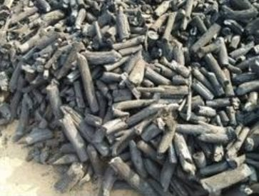 Industrial Grade Raw Charcoal