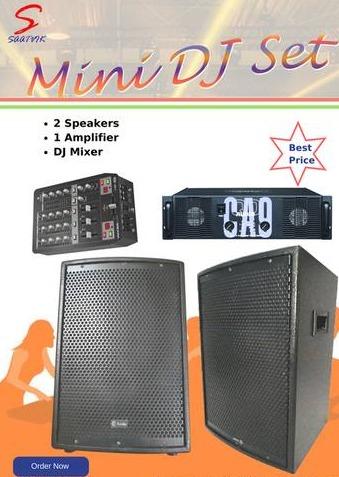 Dj Amplifier In Delhi, Dj Amplifier Dealers & Traders In