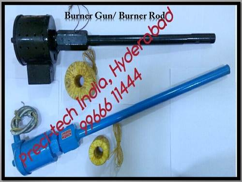 Burner Gun And Rod
