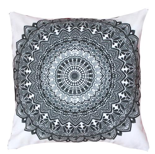 Digital Printed Mandala Design Cushion Covers