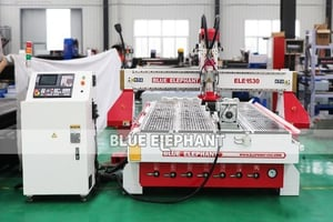 1530 ATC CNC Router with Table Rotary Device for Engraving 3D Wood Figures
