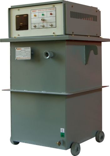 Se Automatic Servo Controlled Ac Voltage Stabilizer Single Phase