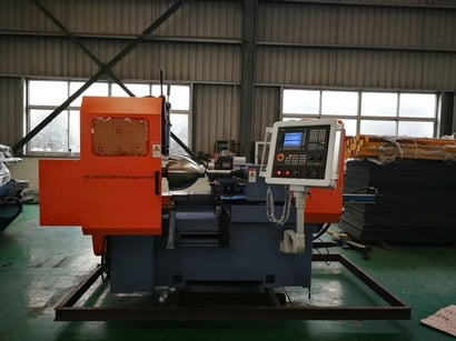 Cnc Metal Spinning Machine In Lathe Certifications: Ce