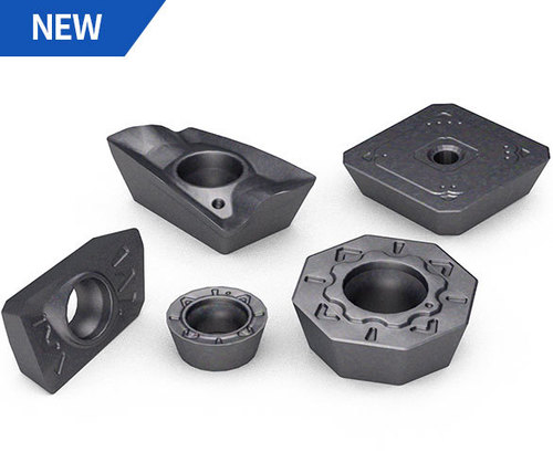 Indexable Milling Inserts