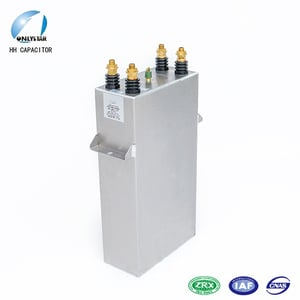 Resonance Water Cooled Oil Capacitor
