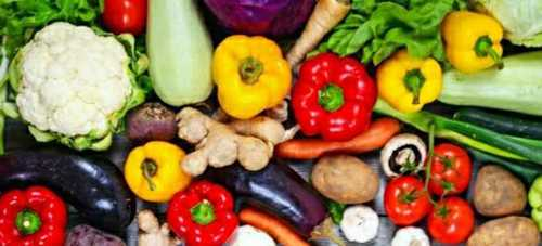 Healthy And Nutritious Fresh Vegetable