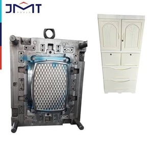 Injection Mould For Plastic Storage Cabinet And Household Drawer