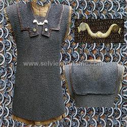 Chain Mail Roman Lorica