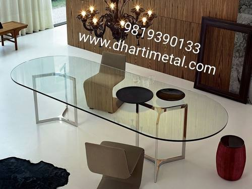 Fancy Glass Table For Home