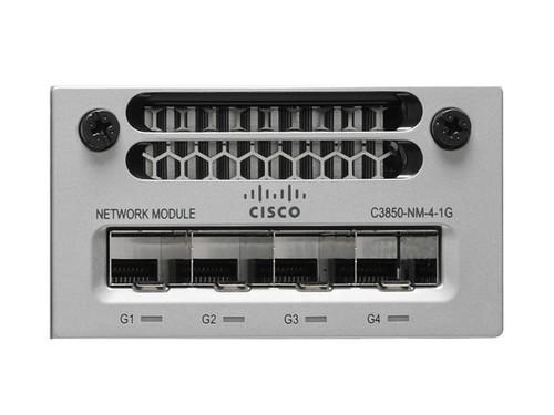 C3850-Nm-4-1g Network Module