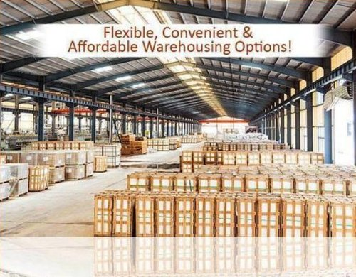 Online Warehouse Space Service