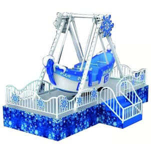 Ice-Themed Pirate Ship