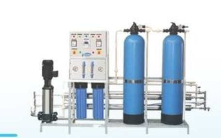 Commercial 500 LPH RO Plant