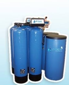 Modern Domestic Water Softener