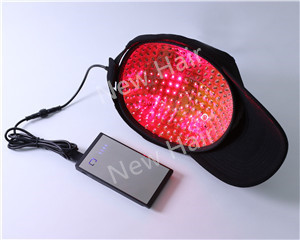 Portable 272 Diodes Laser Cap Hair Loss Therapy