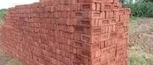Red Awwal Clay Bricks