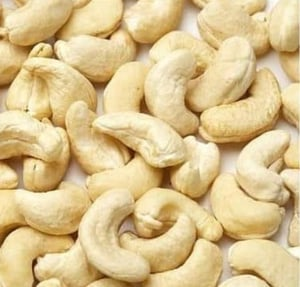 Nutritious White Cashew Nuts