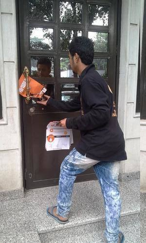 Door To Door Activation Service