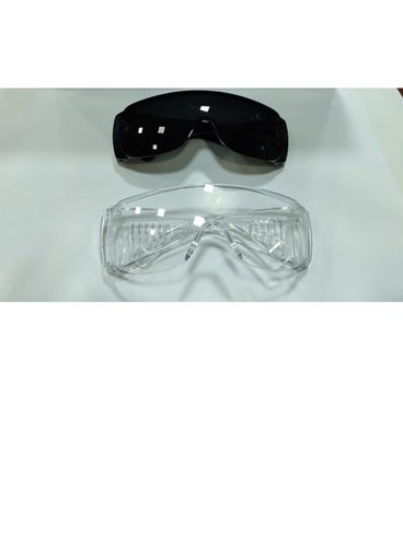 Transparent Clear Protective Safety Goggles