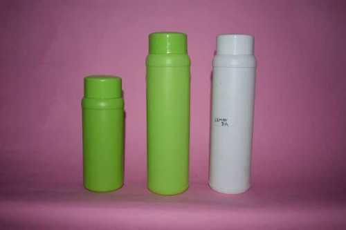 Plastic Talcum Powder Containers